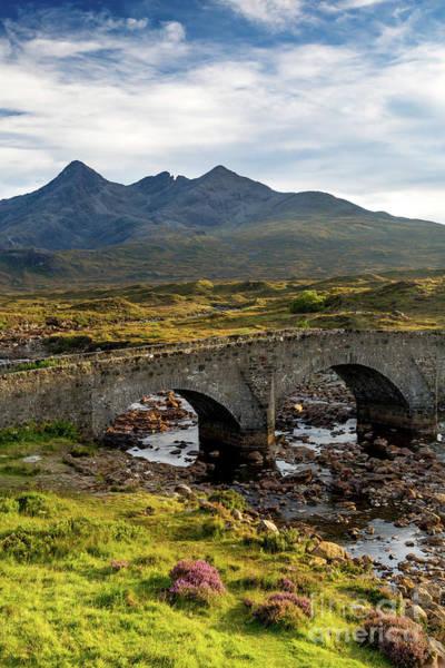 Wall Art - Photograph - Stone Bridge - Skye by Brian Jannsen