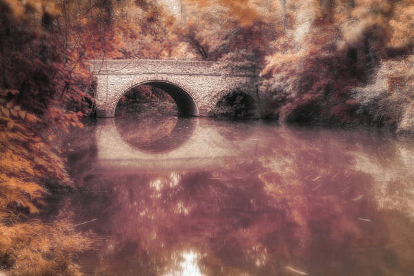 Wall Art - Photograph - Stone Bridge by Tom Mc Nemar