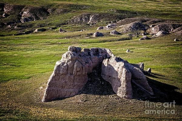 Photograph - Stone Corral by Jon Burch Photography
