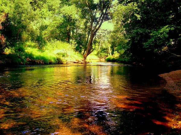 Gorecki Photograph - Stone River-kamienna by Henryk Gorecki