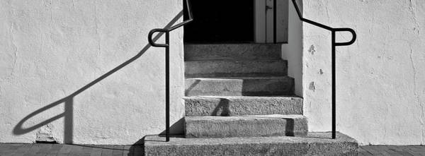 Photograph - Stone Stairs by Patrick M Lynch