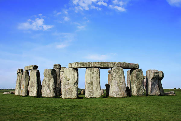Wall Art - Photograph - Stonehenge Ruins by Kamil Swiatek