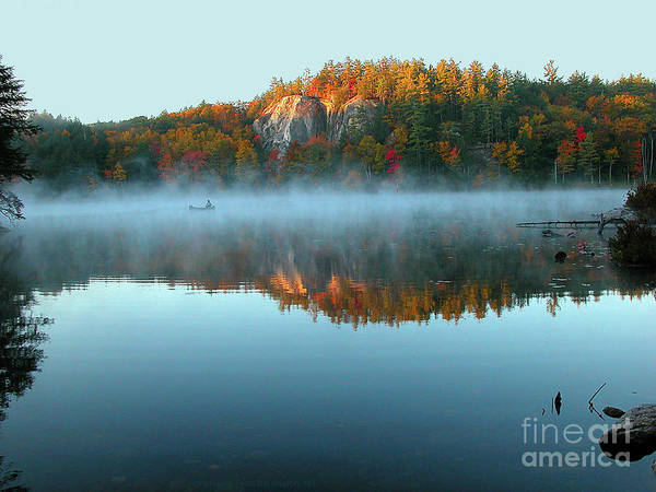 Photograph - Stonehouse Pond by Debbie Stahre