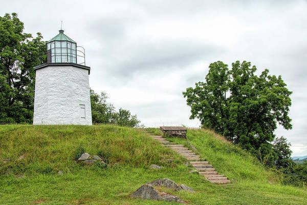 Photograph - Stony Point Lighthouse by Kristia Adams