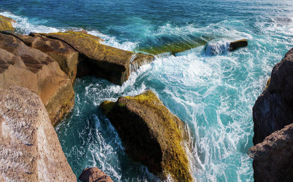 Photograph - Stony Shore In Costa Adeje by Sun Travels