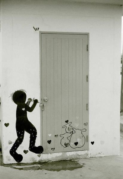 Photograph - Stop Thief by Shaun Higson