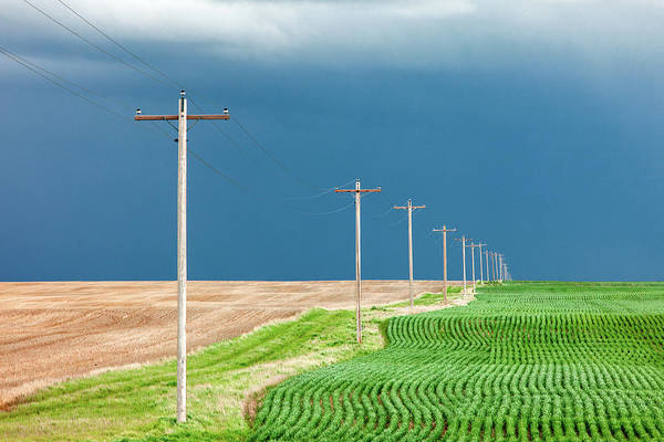 Photograph - Storm Approaching by Todd Klassy