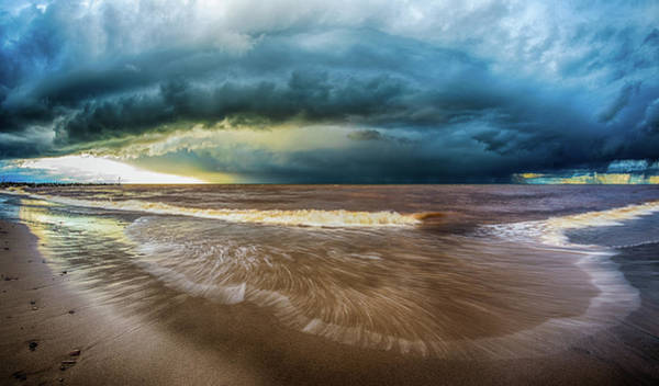 Photograph - Storm by Brad Bellisle