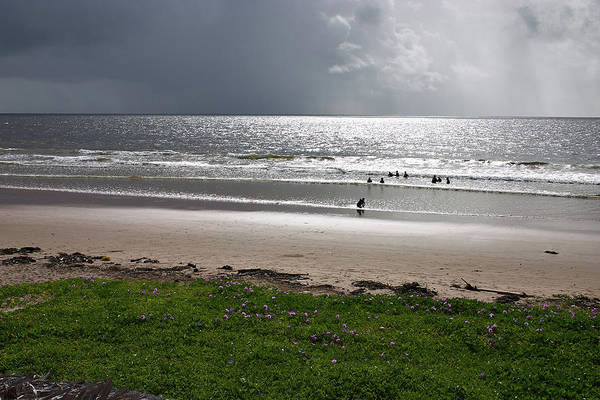 Photograph - Storm Brewing Over The Sea by Trinidad Dreamscape