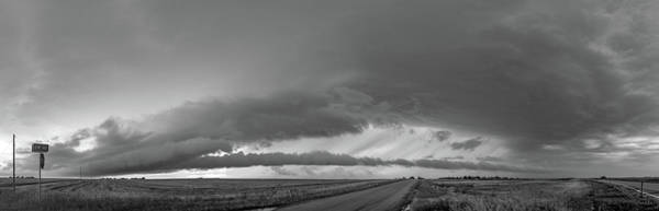 Photograph - Storm Chasin In Nader Alley 002 by NebraskaSC