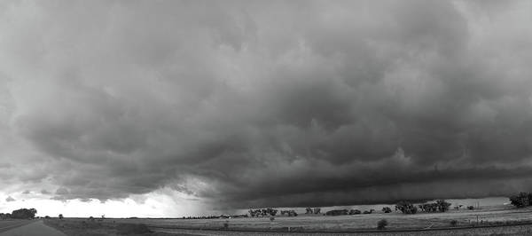 Photograph - Storm Chasin In Nader Alley 009 by NebraskaSC