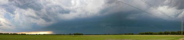 Photograph - Storm Chasing West South Central Nebraska 001 by Dale Kaminski