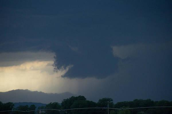 Photograph - Storm Chasing West South Central Nebraska 005 by Dale Kaminski