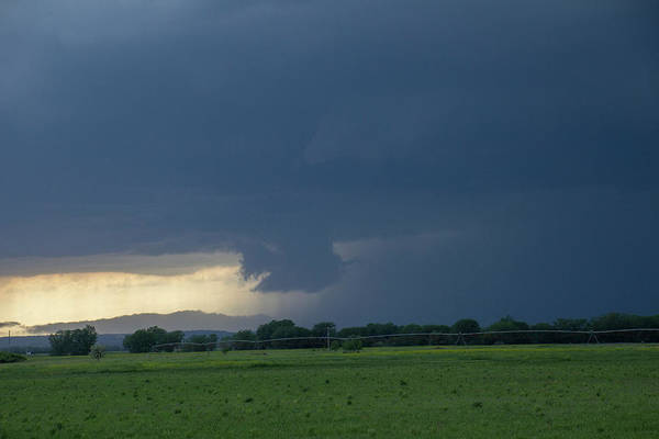 Photograph - Storm Chasing West South Central Nebraska 006 by Dale Kaminski