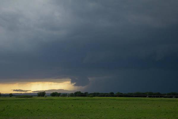 Photograph - Storm Chasing West South Central Nebraska 007 by Dale Kaminski
