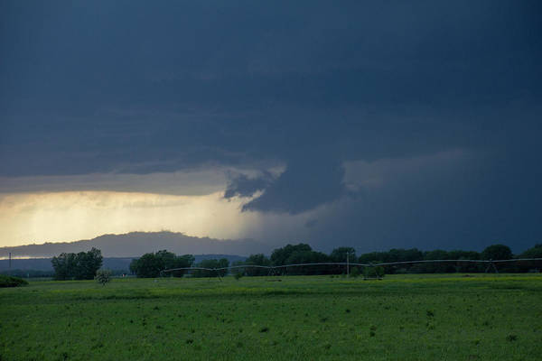 Photograph - Storm Chasing West South Central Nebraska 009 by Dale Kaminski