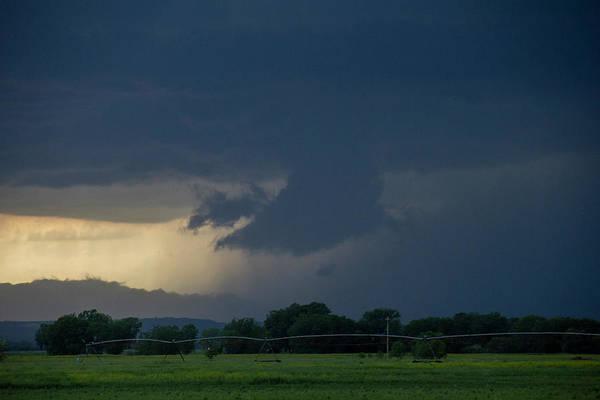 Photograph - Storm Chasing West South Central Nebraska 010 by Dale Kaminski