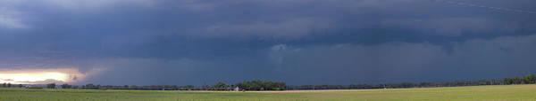 Photograph - Storm Chasing West South Central Nebraska 011 by Dale Kaminski