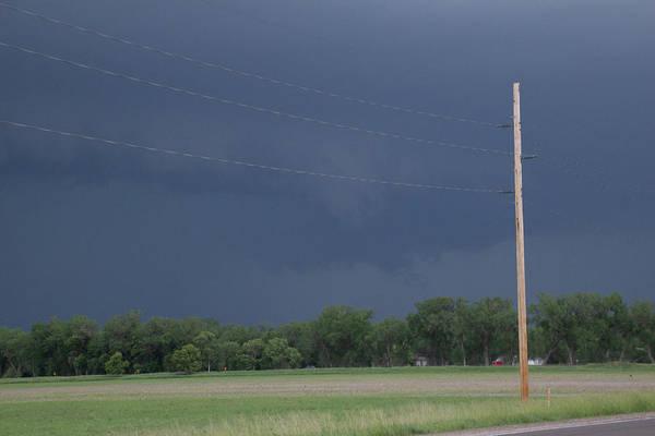 Photograph - Storm Chasing West South Central Nebraska 012 by Dale Kaminski