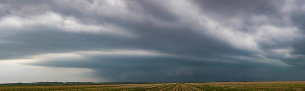 Photograph - Storm Chasing West South Central Nebraska 027 by Dale Kaminski