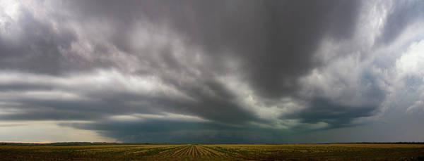 Photograph - Storm Chasing West South Central Nebraska 029 by Dale Kaminski