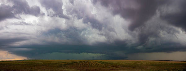 Photograph - Storm Chasing West South Central Nebraska 037 by Dale Kaminski