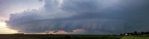 Photograph - Storm Chasing West South Central Nebraska 053 by Dale Kaminski