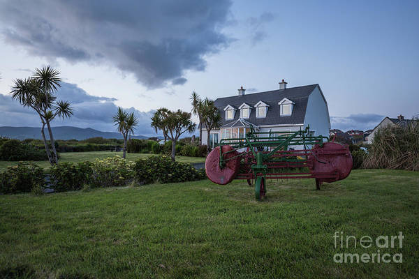 Wall Art - Photograph - Storm Clouds In Waterville by Eva Lechner