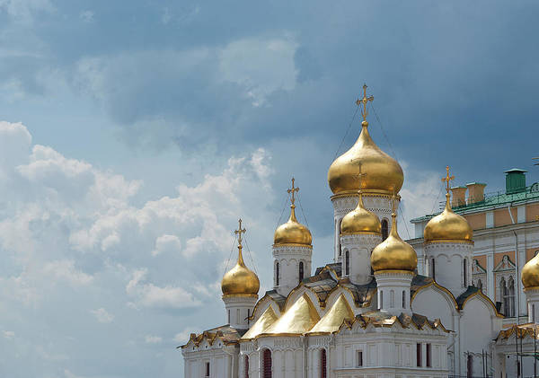 Christianity Photograph - Storm In Russia by Boris Sv