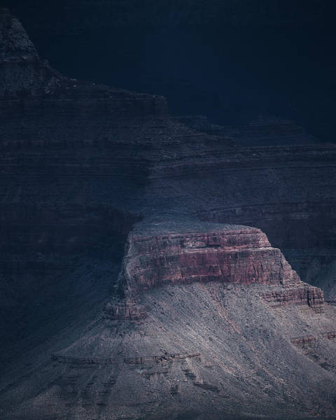 Photograph - Storm In The Grand Canyon by Dalibor Hanzal
