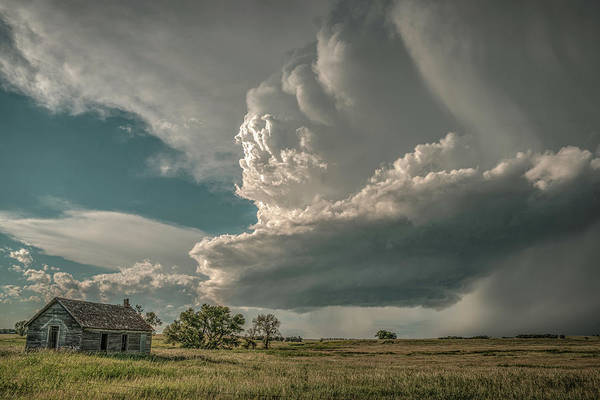 Photograph - Storm Is Comin by Laura Hedien