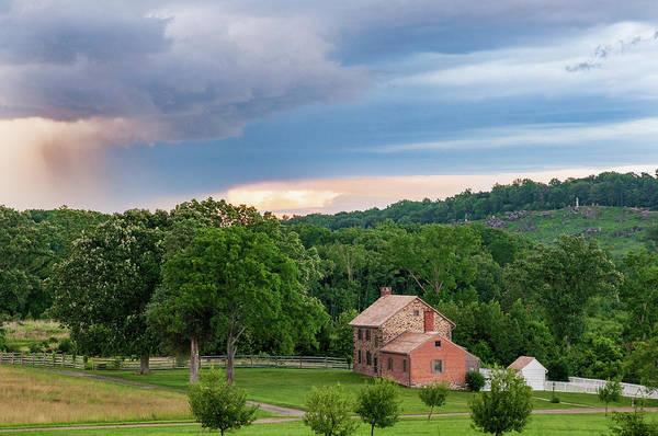 Photograph - Storm On The Farm by Dan Urban