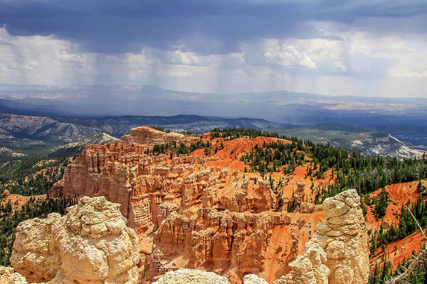Photograph - Storm Over Bryce Canyon by Dawn Richards