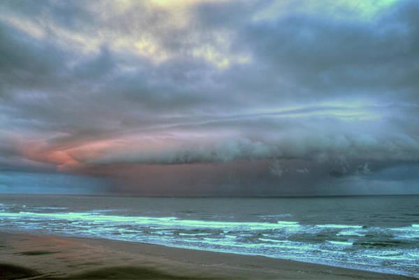 Camera Raw Photograph - Storm Warning Morning by Brenton Cooper