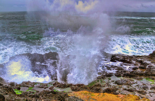 Camera Raw Photograph - Storm Watching  by Brenton Cooper