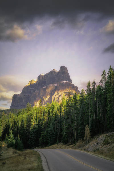 Banff Wall Art - Photograph - Storming The Castle by Chris Fletcher
