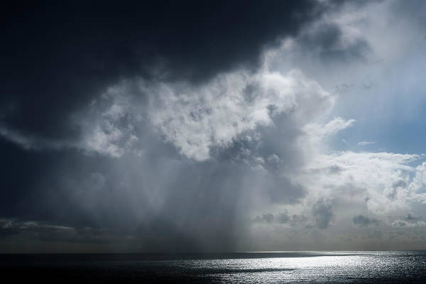 Photograph - Stormy Clouds by Robert Potts
