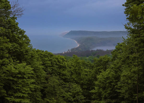 Photograph - Stormy Day On Sleeping Bear Dunes by Dan Sproul