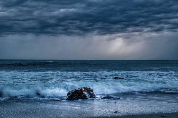 Wall Art - Photograph - Stormy January Sky by Lonnie Christopher