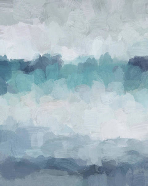 Painting - Stormy Seas by Rachel Elise