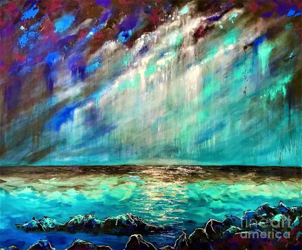 Painting - Stormy Weather  by Allison Constantino