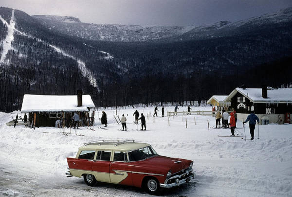 Photograph - Stowe Vermont by Michael Ochs Archives