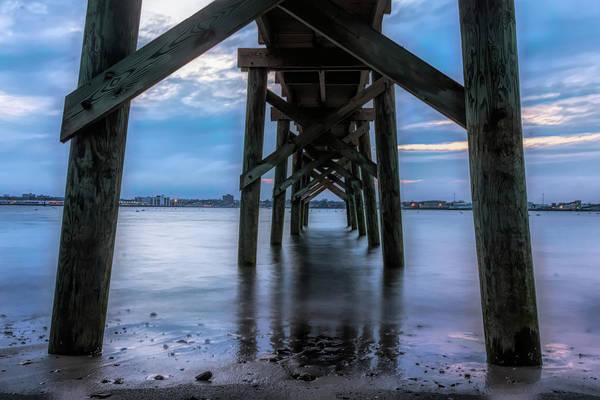 Photograph - Stramski Pier View Of Salem by Jeff Folger