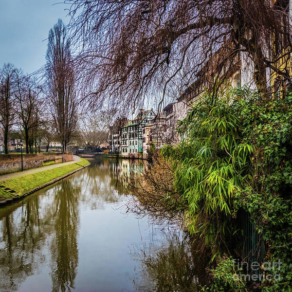 Photograph - Strasbourg, France by Lyl Dil Creations