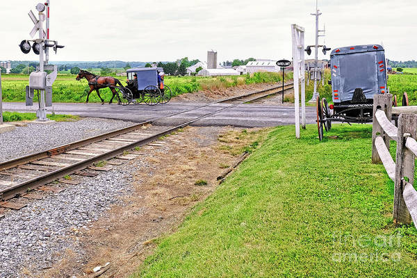 Wall Art - Photograph - Strasburg Railroad Pa 30 by Jack Paolini