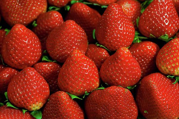 Strawberry Cliche Art Print by By Ken Ilio