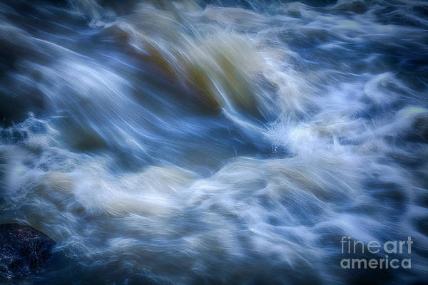 Abstract Impressionism Photograph - Stream 2 by Veikko Suikkanen