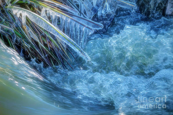 Wall Art - Photograph - Stream 3 by Veikko Suikkanen