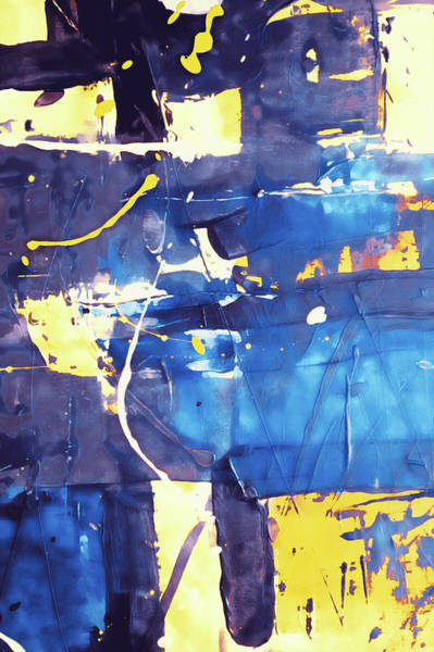 Painting - Stream Of Consciousness - 11 by Andrea Mazzocchetti