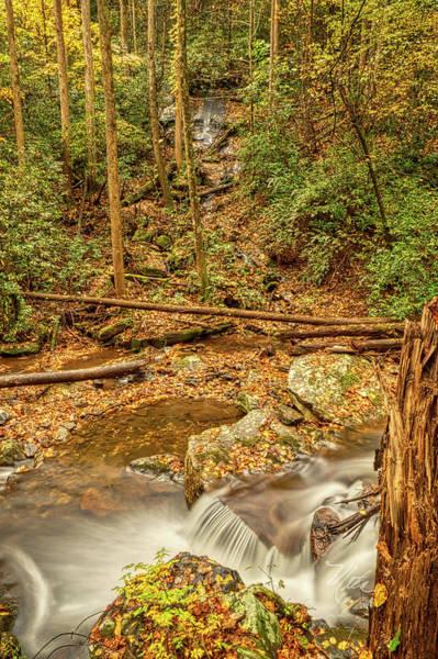 Photograph - Stream Waterfalls by Meta Gatschenberger